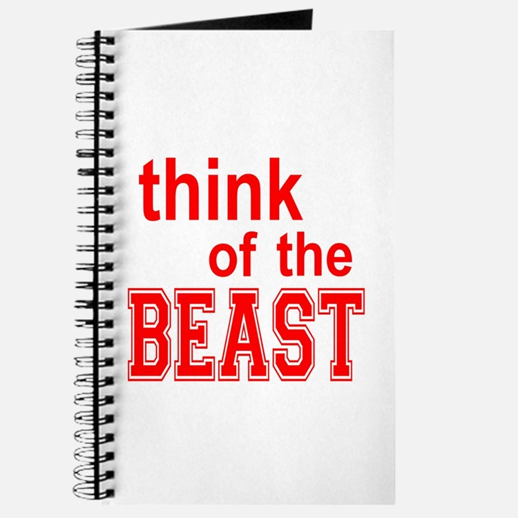 Think of the Beast Journal