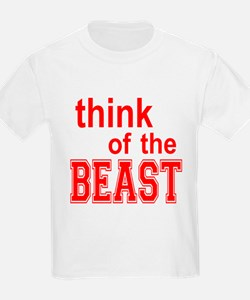 Think of the Beast T-Shirt