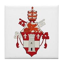 Pope John XXIII Tile Coaster