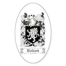 Ballard Decal