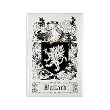 Ballard Rectangle Magnet