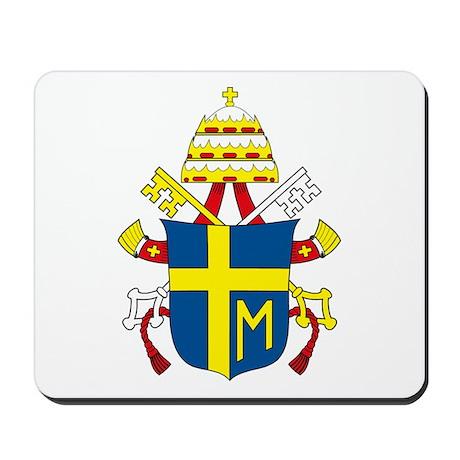 Pope John Paul II Mousepad