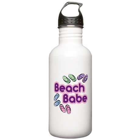 BEACH BABE Stainless Water Bottle 1.0L