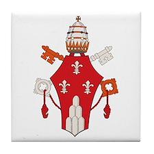 Pope Paul VI Tile Coaster