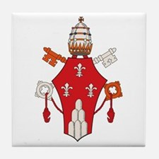 Pope Paul VI Tile Coaster