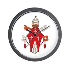 Pope Paul VI Wall Clock
