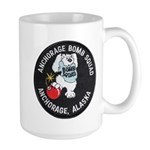 Anchorage Bomb Squad Large Mug