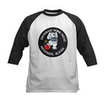 Anchorage Bomb Squad Kids Baseball Jersey