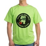 Anchorage Bomb Squad Green T-Shirt