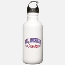 Funny 4th Water Bottle
