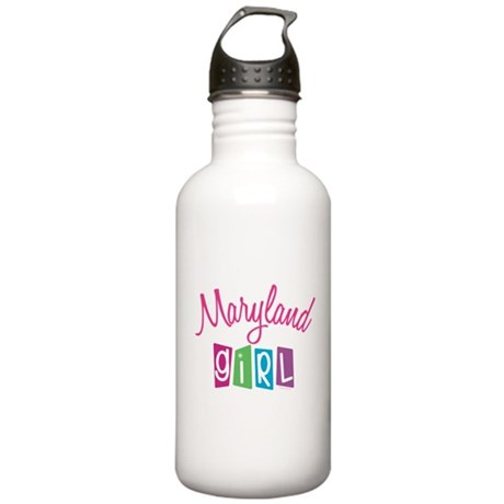 MARYLAND GIRL! Stainless Water Bottle 1.0L