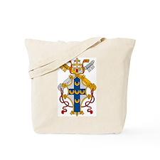 Pope Pius II  Tote Bag