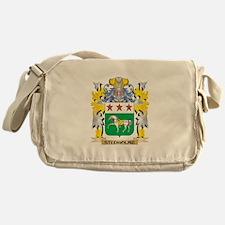 Studholme Family Crest - Coat of Arm Messenger Bag