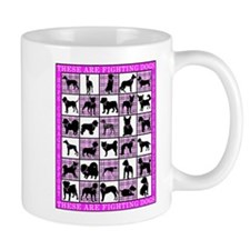 Fighting Dogs Breast Cancer S Mug