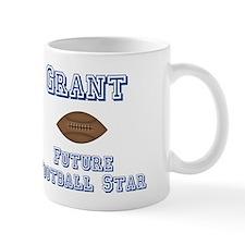 Grant - Future Football Star Mug