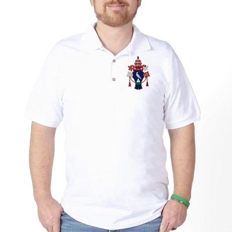 Pope Pius XII Golf Shirt