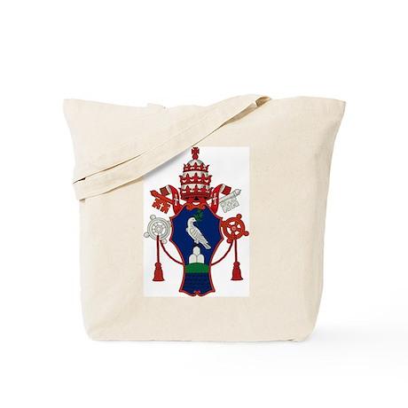 Pope Pius XII Tote Bag