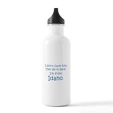 From Idaho Water Bottle