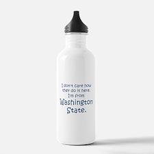 From Washington State Water Bottle