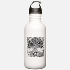 Celtic Tree of Life Ink Water Bottle