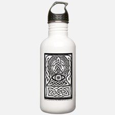 Celtic All Seeing Eye Water Bottle