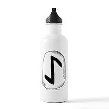 Viking Rune Eihwaz Water Bottle