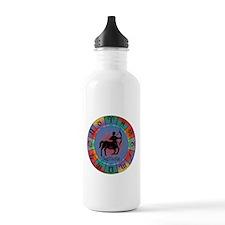Sagittarius the Archer Water Bottle