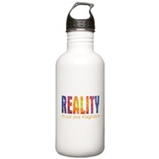 Reality Imagination Sports Water Bottle