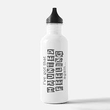 Haunted Feeling Water Bottle
