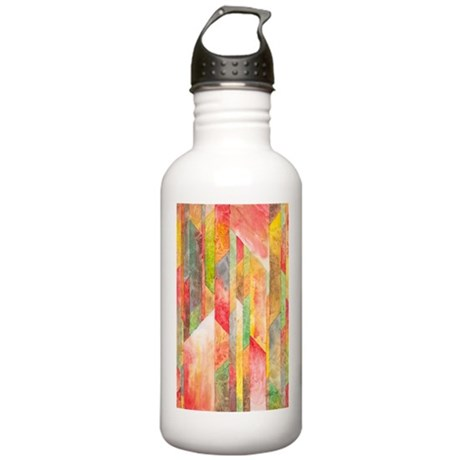 Crystal Colors Stainless Water Bottle 1.0L