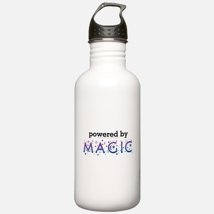Powered By Magic Water Bottle