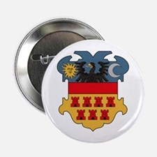 """Transylvania Coat of Arms 2.25"""" Button (10 pack)"""