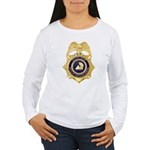 GSA Special Agent Women's Long Sleeve T-Shirt