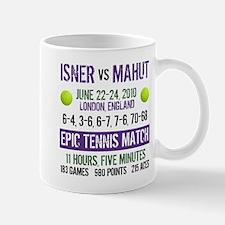 Isner Epic Match Mug