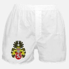 Bohemia Coat of Arms Boxer Shorts