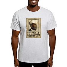 Obama Ilegal Immigrant T-Shirt