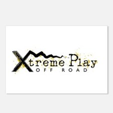 Xtreme Play off Road Club Postcards (Package of 8)