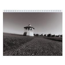 MVI B&W Photo Calendar Wall Calendar