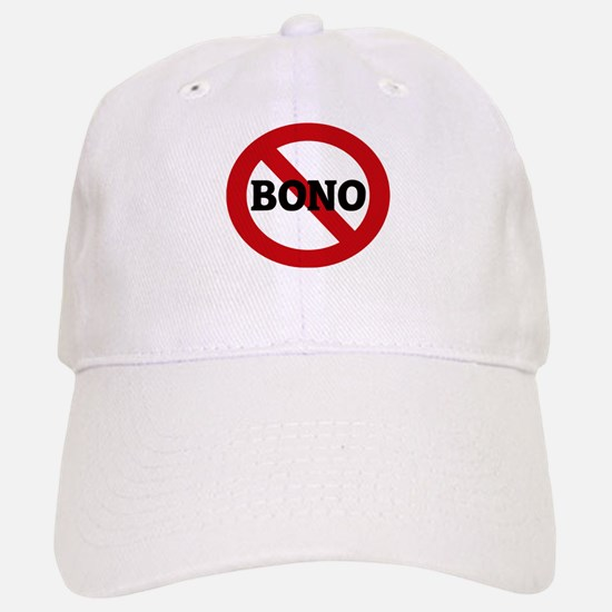 Anti-Bono Baseball Baseball Cap