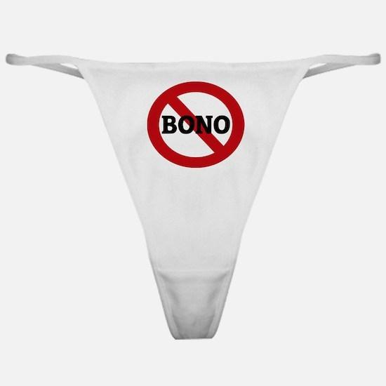 Anti-Bono Classic Thong