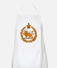 Persia Coat of Arms BBQ Apron