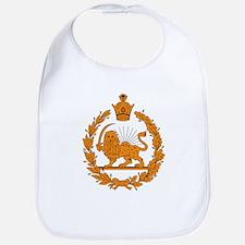 Persia Coat of Arms Bib