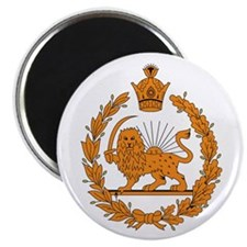 """Persia Coat of Arms 2.25"""" Magnet (10 pack)"""