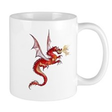 eldest Red Dragon Mug