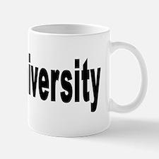 I Love University Mug