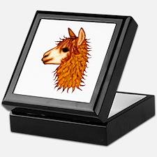Awesome Alpacas Keepsake Box