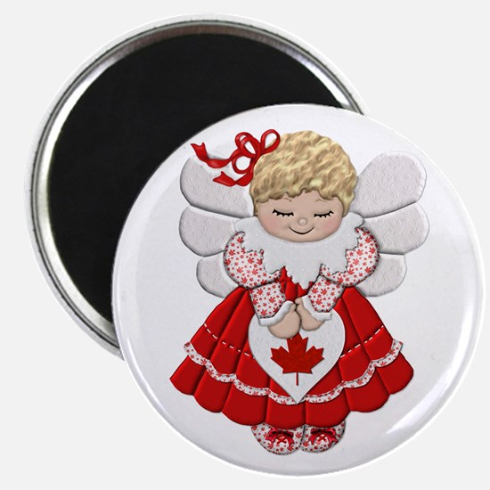 Canadian Angel Magnet