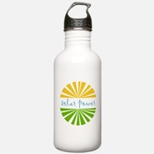 Solar Power Water Bottle