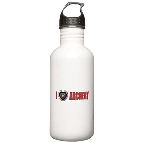 Archery Love 3 Stainless Water Bottle 1.0L