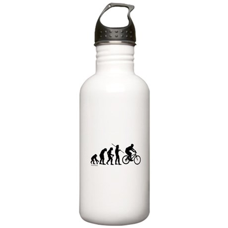 Bike Evolution Stainless Water Bottle 1.0L
